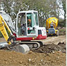 Grading and excavation - Ground Works - Quest Landscapes Isle of Man