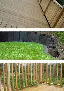 Decking & Timber Features - Isle of Man